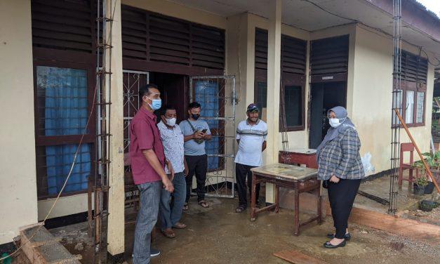 KUNJUNGAN SEKRETARIS KOMISI V DPRP Papua