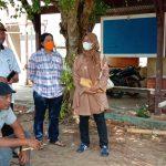 KUNJUNGAN Anggota komisi 2 fraksi gerindra DPRP Papua